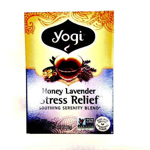 Yogi Honey Lavender Tea