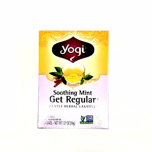 Yogi Soothing Mint Tea