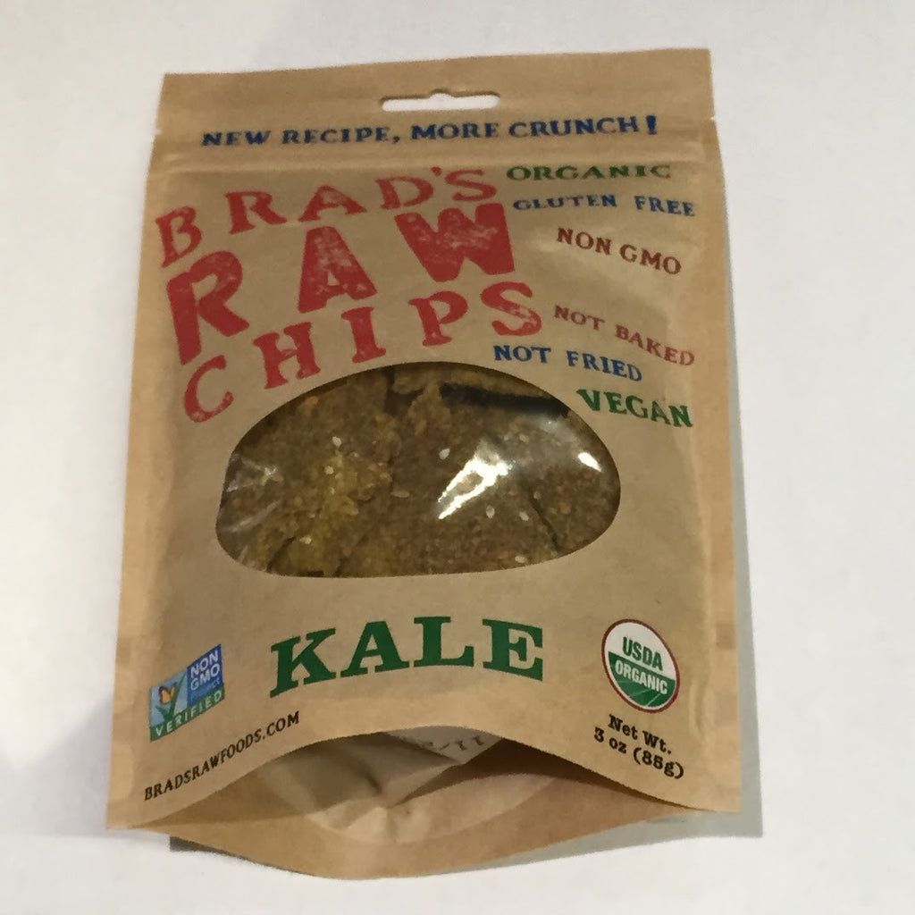 Brad's Raw Chips: Kale - 3 oz