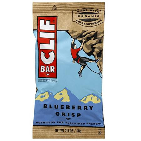 Cliff Bar Blueberry Crisp - 2.4 oz