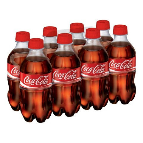 Coca-Cola - 8-pk/12 oz each