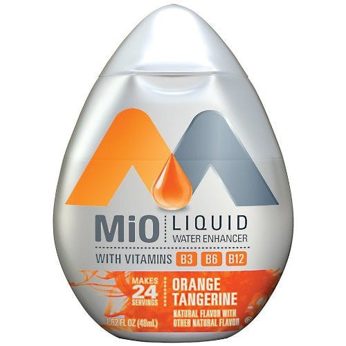 MiO Orange Tangerine Liquid Water Enhancer - 1.62 fl oz