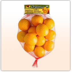 Oranges Valencia 4lb Bag