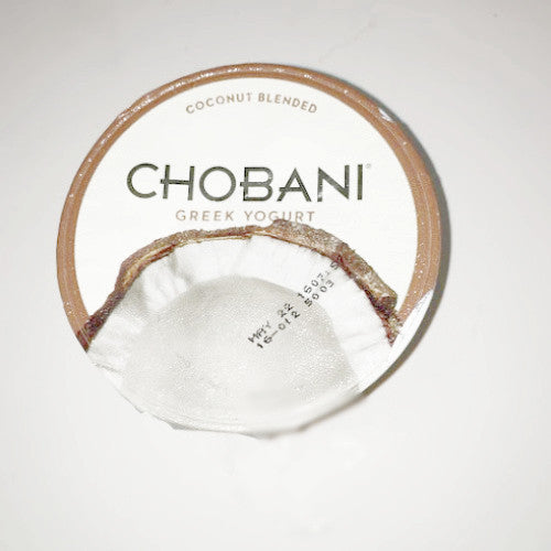 Chobani Greek Yogurt Coconut - 5.3 oz
