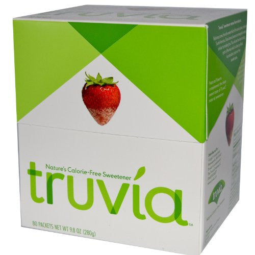 Truvia Nature's Calorie-Free Sweetener - 80 count
