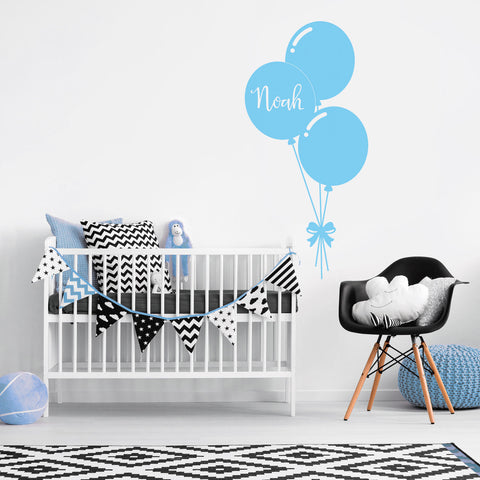 Custom Balloon Children's Wall Sticker