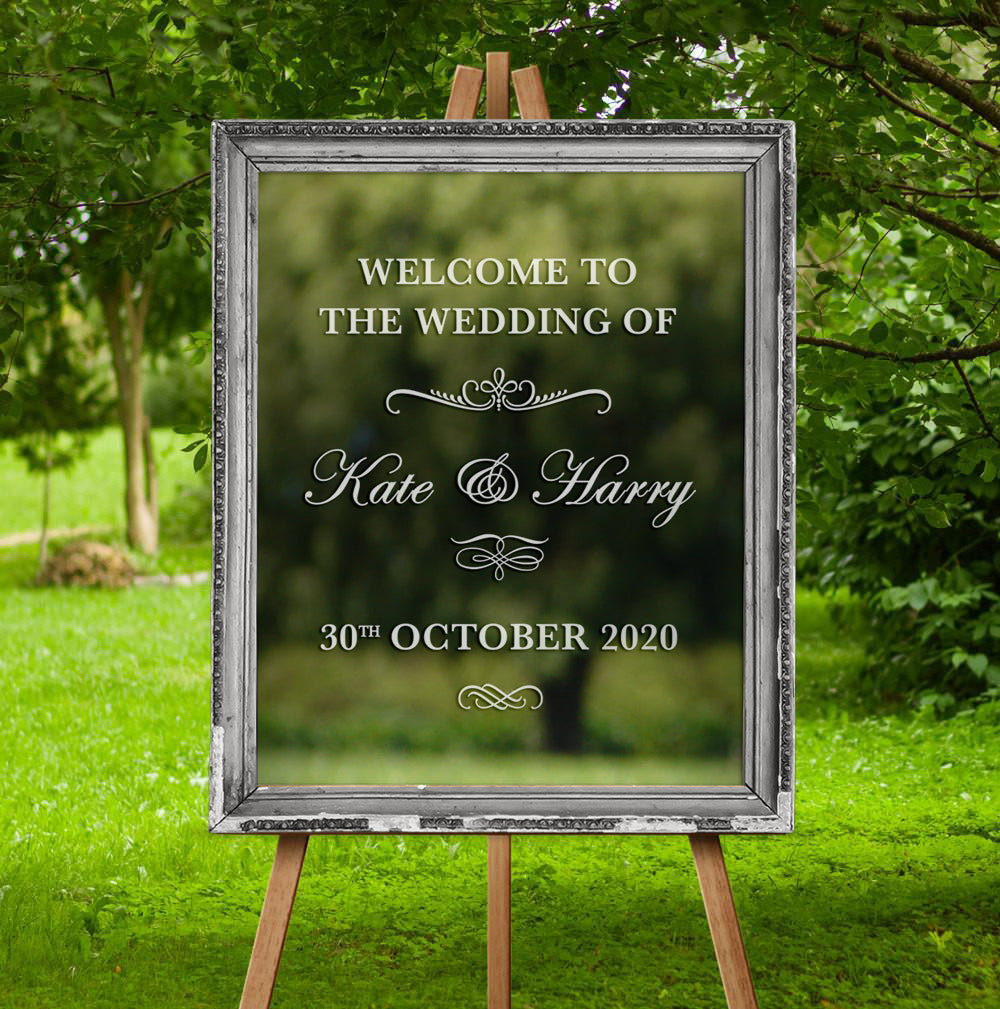 Wedding Decor Graphics