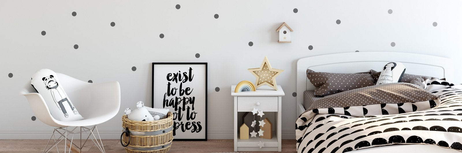 NURSERY Wall ART DECALS
