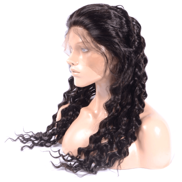 Deep Wave 360 Lace Frontal 360 Lace Frontal - Weave Got It Canada