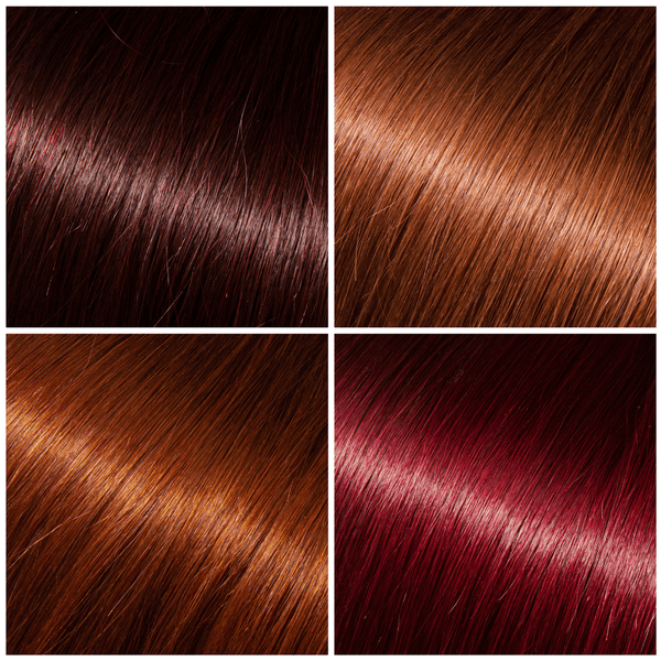 Hair extensions wigs colours options natural red colours pmusecretfo Image collections
