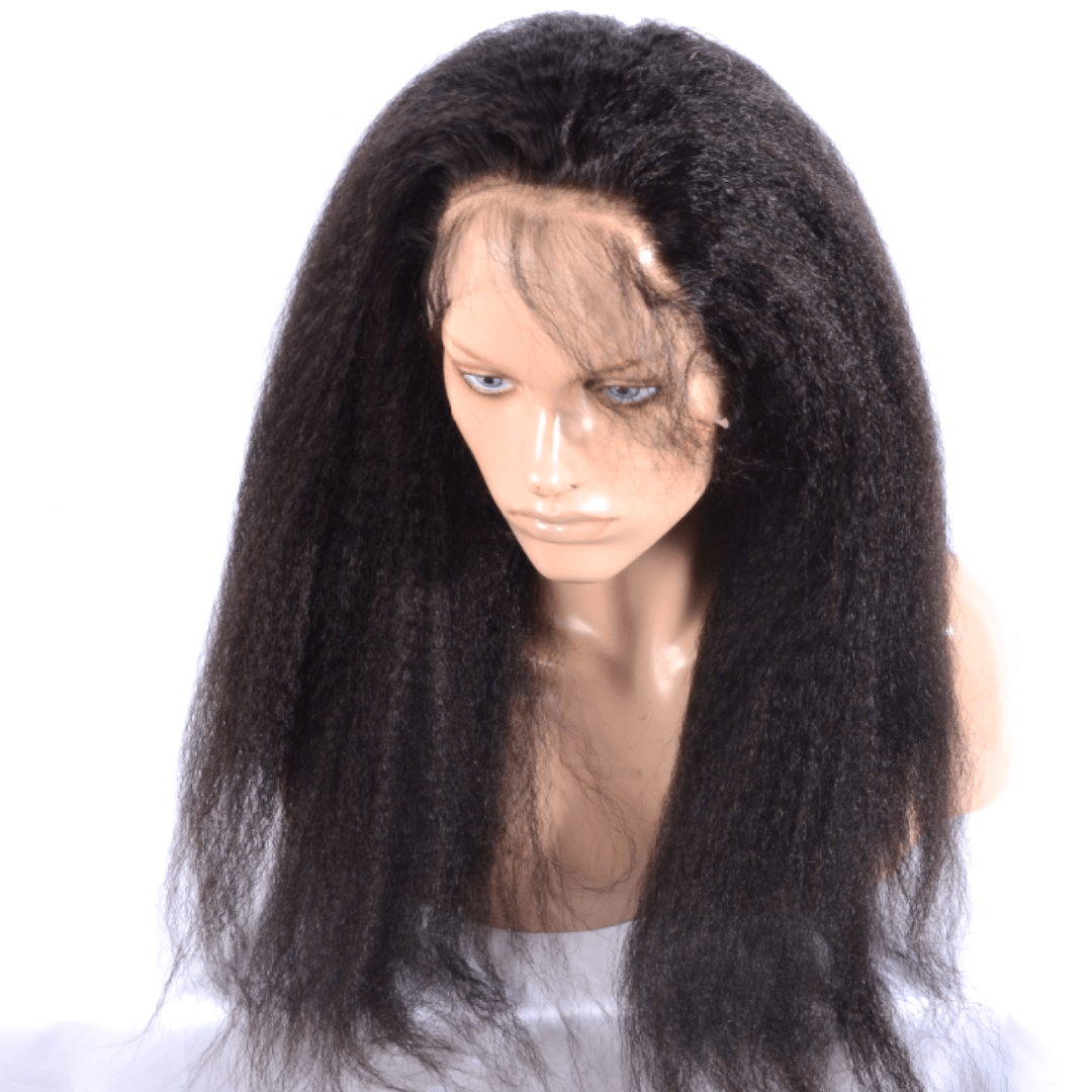 Kinky Straight 360 Lace Frontal 360 Lace Frontal - Weave Got It Canada