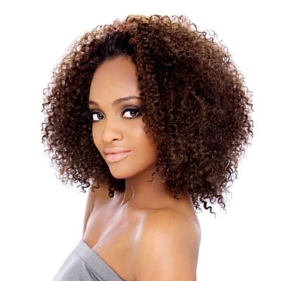 Kinky Curly Clip-Ins Clip In Hair Extensions - Weave Got It Canada