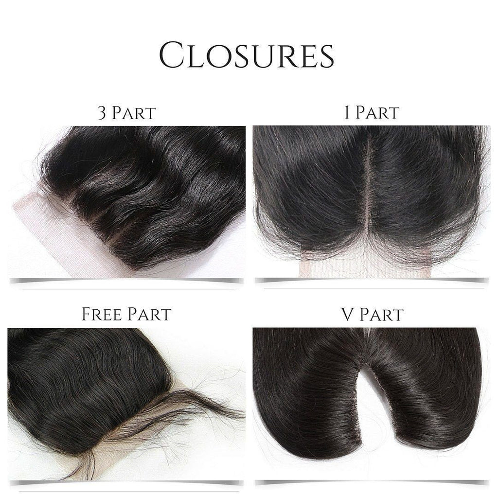 Deep Curly Lace Closure Lace Closure - Weave Got It Canada