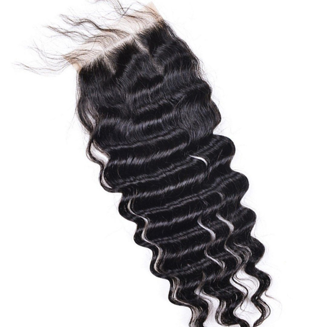 Reign. Deep Wave Lace Closure - Weave Got It Canada -  - Lace Closure - Weave Got It Canada - 1