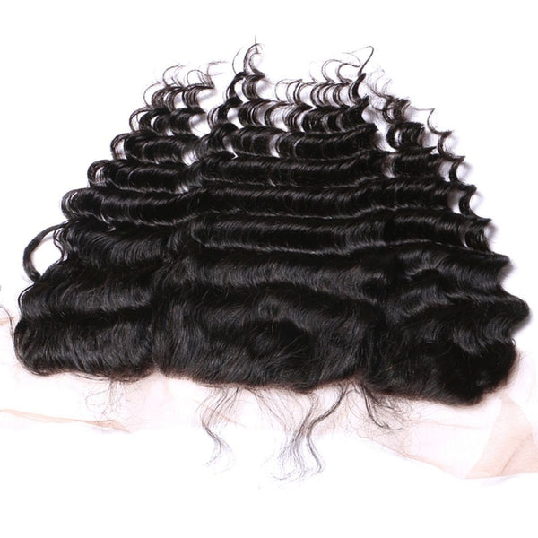 Deep Wave Lace Frontal - Weave Got It Canada -  - Lace Frontal - Weave Got It Canada - 1