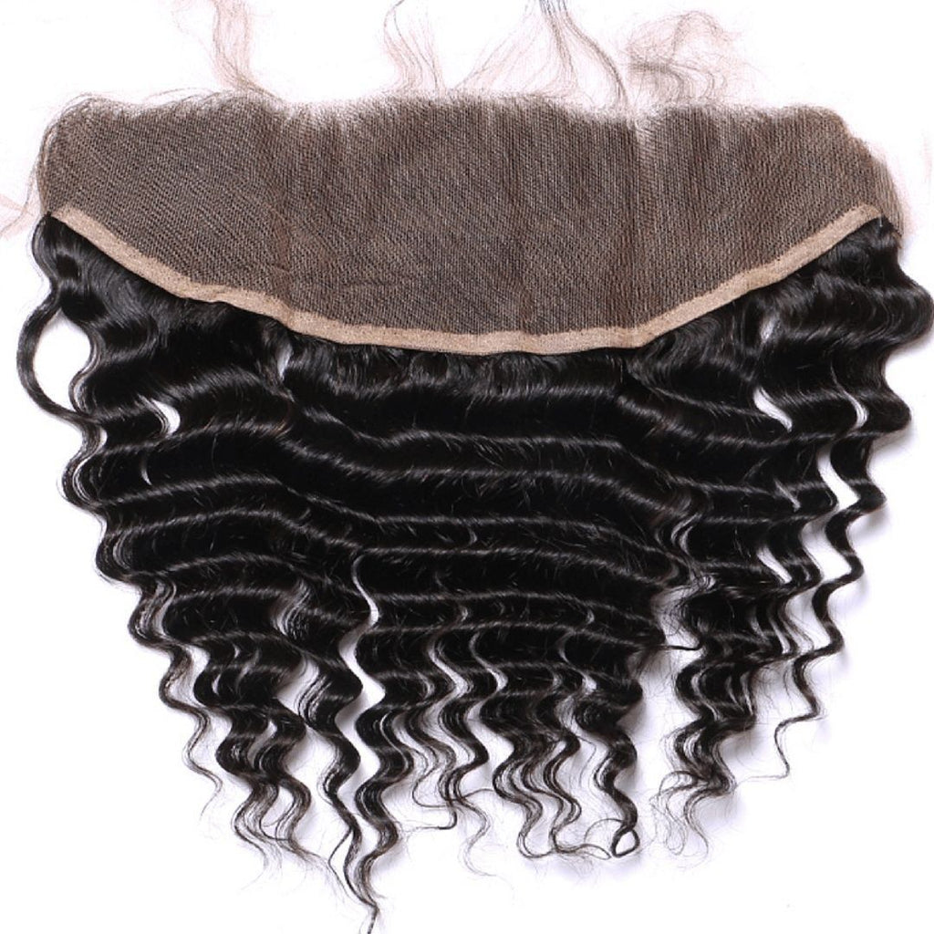 Deep Wave Lace Frontal Lace Frontal - Weave Got It Canada