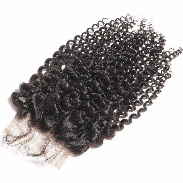 Kinky Curly Lace Closure Lace Closure - Weave Got It Canada