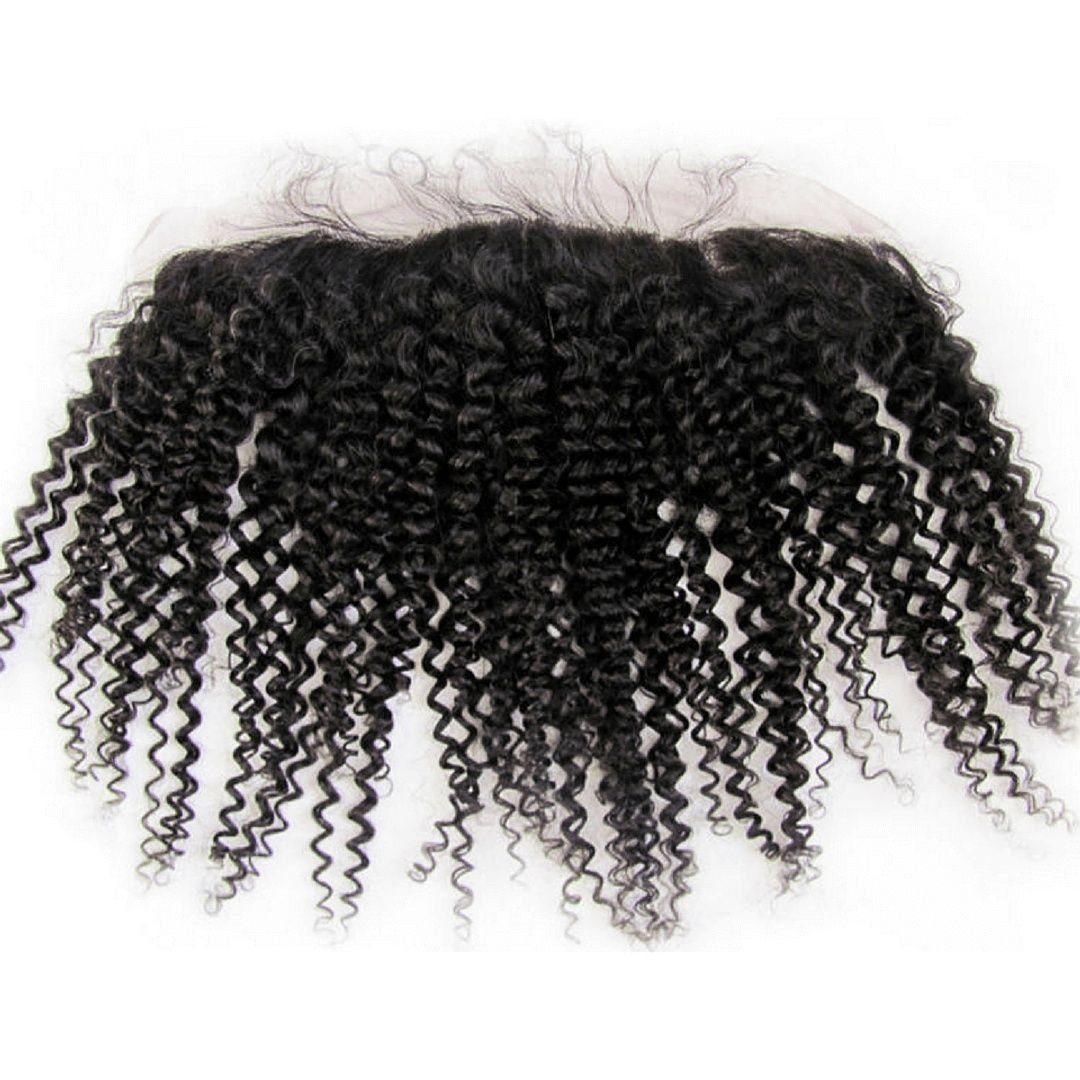 Kinky Curly Lace Frontal Lace Frontal - Weave Got It Canada