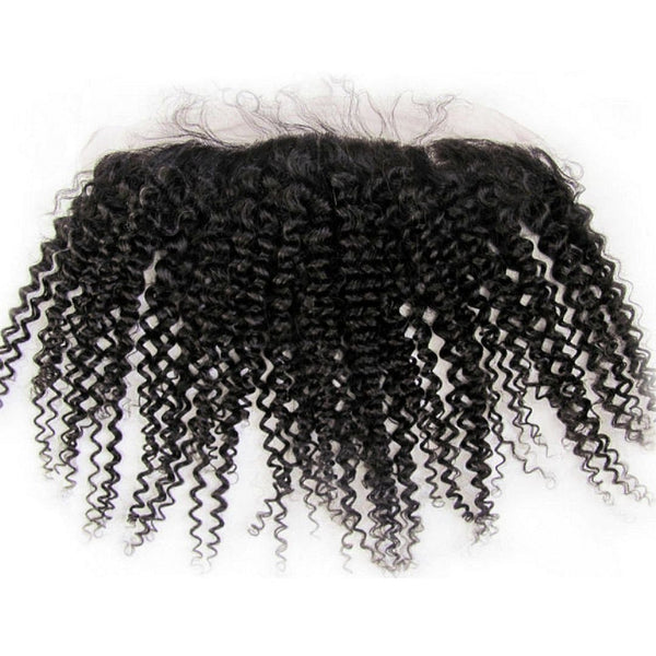Kinky Curly Lace Frontal - Weave Got It Canada -  - Lace Frontal - Weave Got It Canada - 1