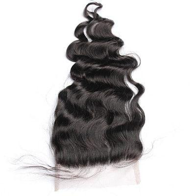 Loose Wave Silk Closure Silk Closure - Weave Got It Canada