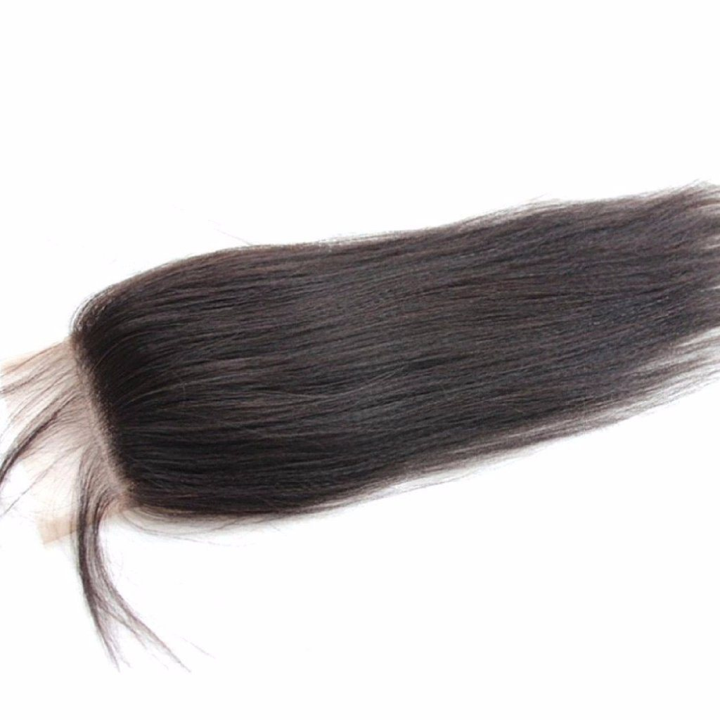Yaki Straight Lace Closure Lace Closure - Weave Got It Canada