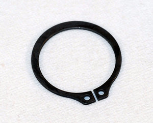 "1 1/4"" Axle External Retaining Snap Ring"