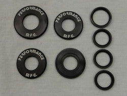 Front Hub Bearing Shield Kit