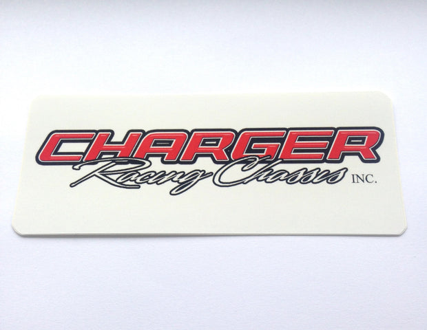 Charger Sticker