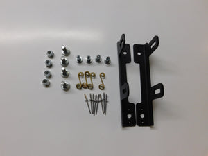 Dzus Fasteners Front Bumper Mounting Kit & Adjustable Body Hangers