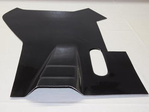 Rear Floor Pans