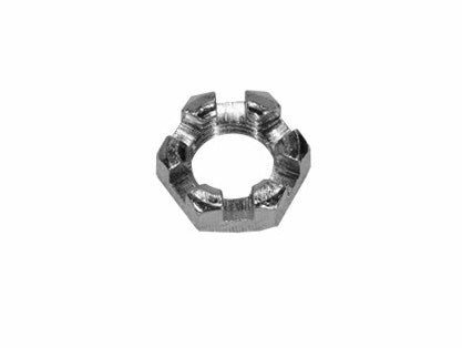 1/2 - 20 Hex Slotted Jam Nut