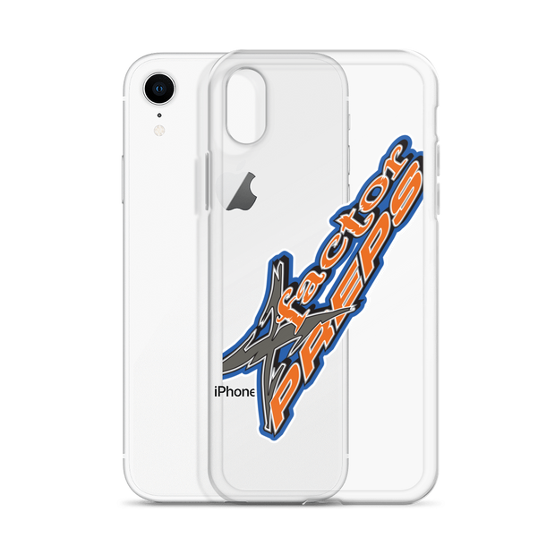 X-Factor iPhone Case