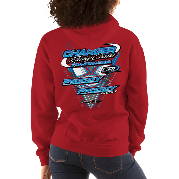 Charger Hooded Sweatshirt