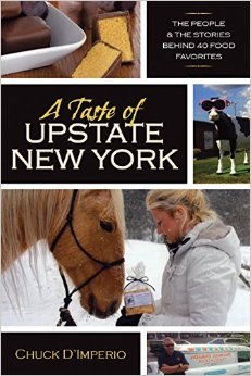 """A Taste of Upstate New York"" Featured Food"