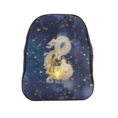 girl boy dragon backpack