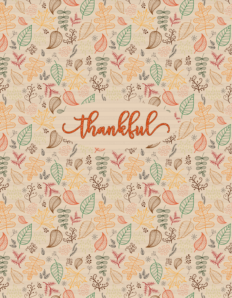Thankful Panels - Thanksgiving 2019