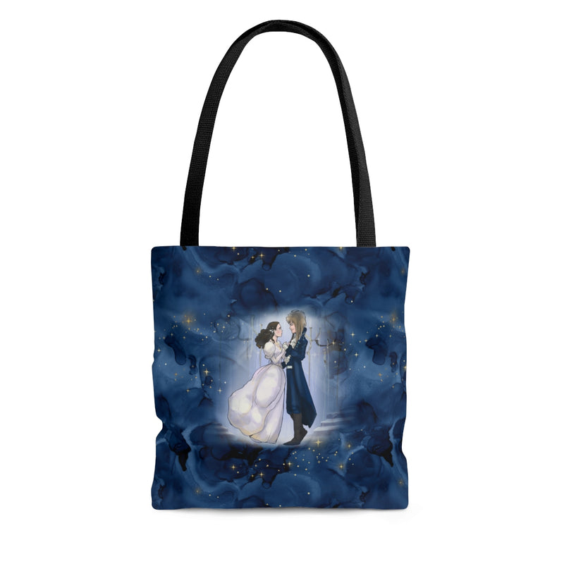 Labyrinth Tote Bag - Free Domestic Shipping