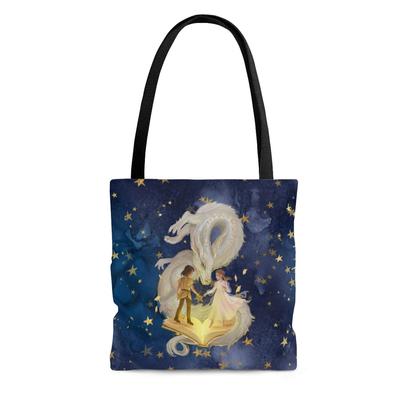 NeverEnding Story Tote Bag - Free Domestic Shipping