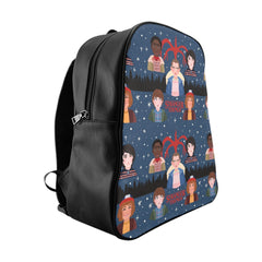 Stranger Things Backpack - Free Worldwide Shipping
