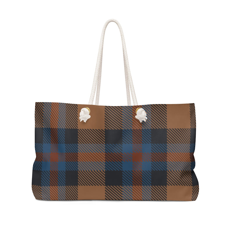Scotch on the Rocks Weekender Bag - Free Domestic Shipping