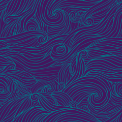 Purple Candy Swirl