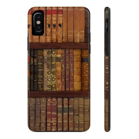 Books Case Mate Tough Phone Cases