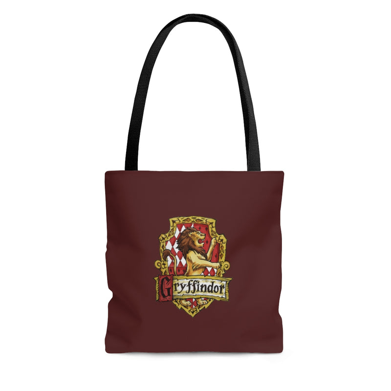 Gryffindor Tote Bag - Free Domestic Shipping