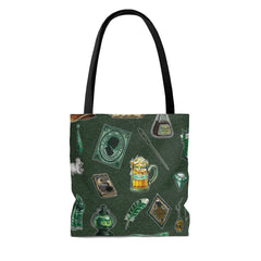 Slytherin Tote Bag - Free Domestic Shipping