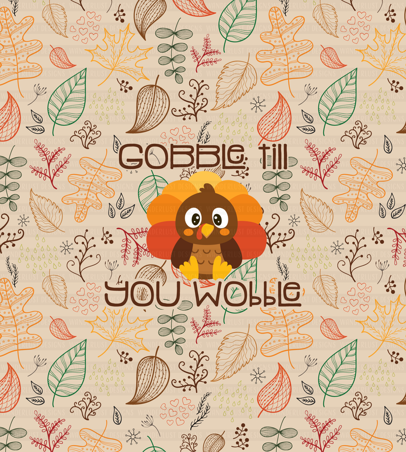 Gobble Panels - Thanksgiving 2019