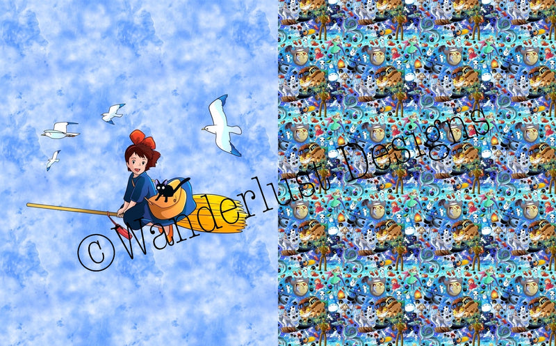 Kiki Blanket Panels - January 2020 Preorder
