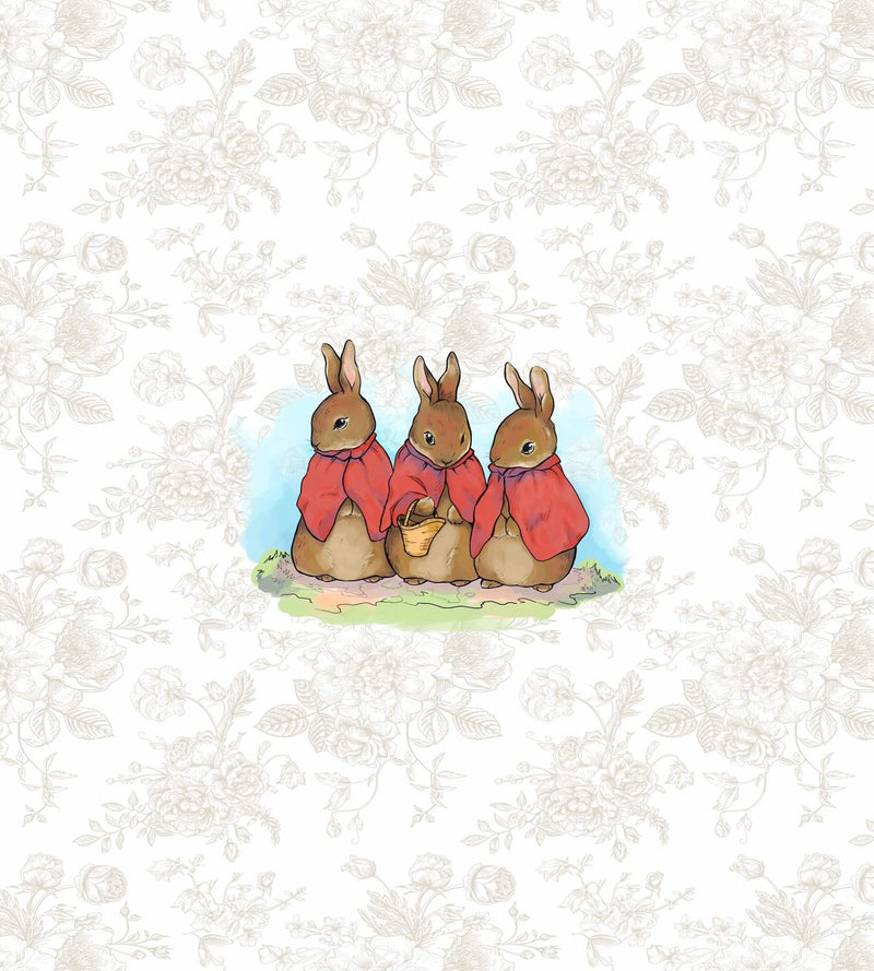 Beatrix Potter Panels (Click listing to see all panels)