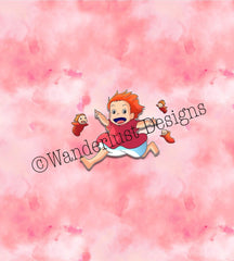 Ponyo Blanket Panels - Summer 2020 Reprints