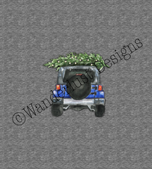 Blue Jeep Panel - Winter 2020 Preorder: Part 2