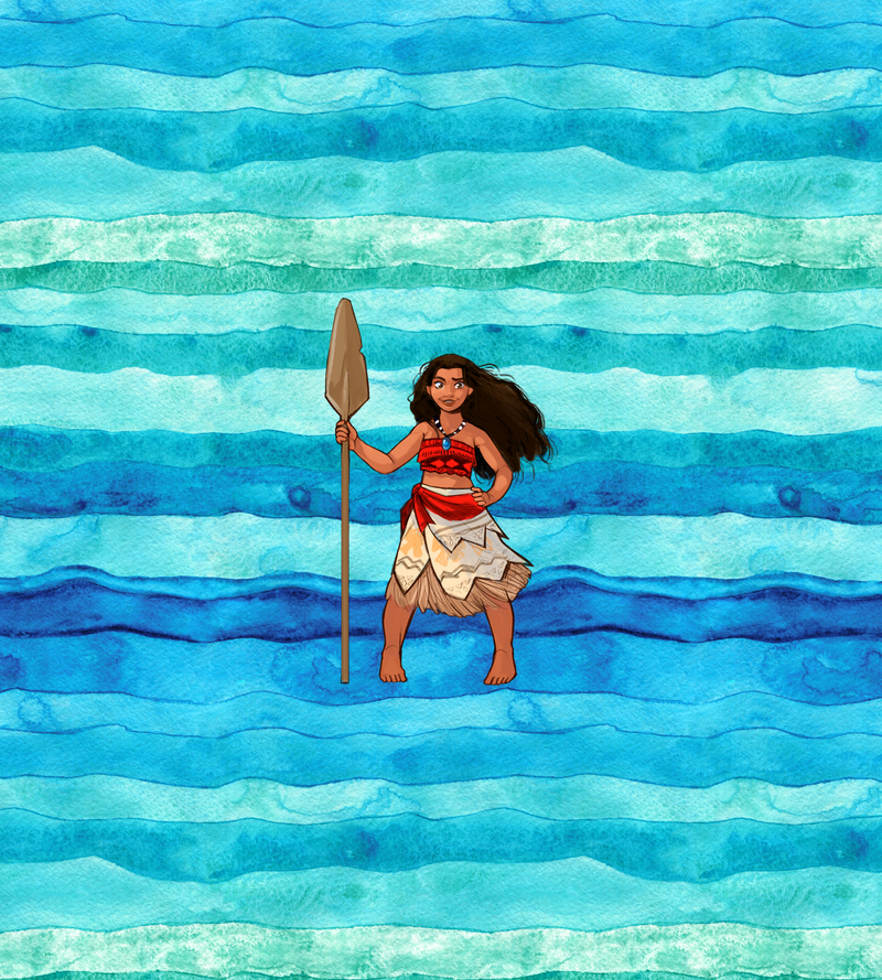 Moana Panel - Spring Reprint Round
